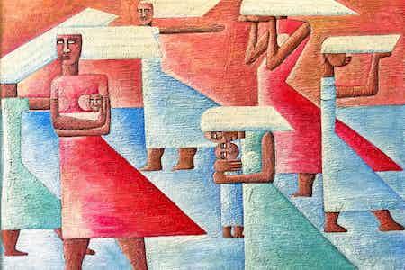Presentación del libro 'Jane Millares Sall' Biblioteca de Artistas de Canarias