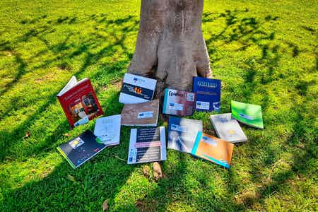 Bookcrossing 2021: liberación de libros de arte