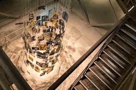 Proyectar ideas: diseño del espacio expositivo
